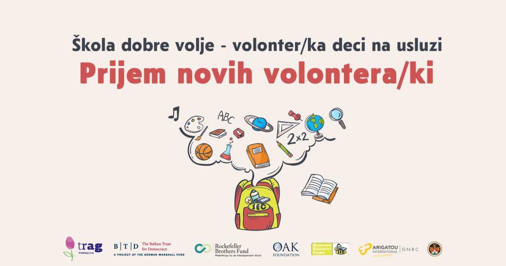 SDV poziv za volontere