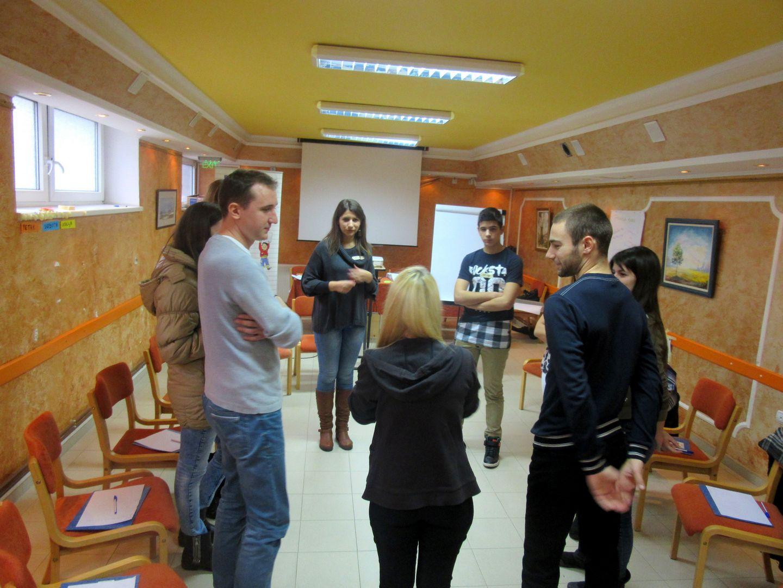 Novi volonteri i volonterke u Školi dobre volje