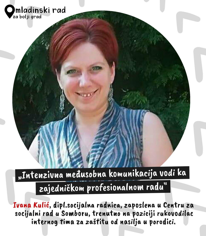 """Ivana Kulić: """"Programi organizacija predstavljaju odličan oslonac radu stručnjaka CSR"""""""