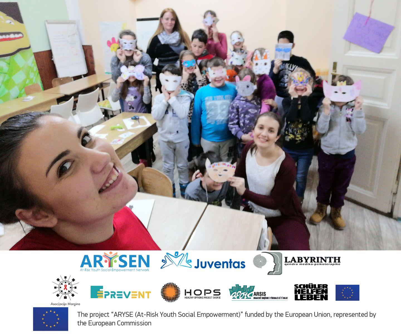 """Održane kreativne radionice u sklopu projekta """"Škola dobre volje"""""""